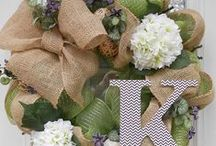CRAFT IDEAS FOR THE HOME / by Debbie Schoch