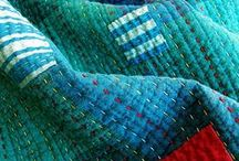 fabric: sewing and quilting / by Julie Farmer
