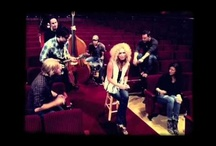 Scattered, Smothered, & Covered / Little Big Town's web series. They take popular Pop songs and make them Country.