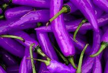 Purple Purple Purple / by Gayln Saltzman