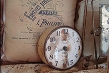 Father Time / by Trish McNaughton