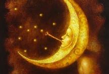 Moon & Stars / by Trish McNaughton