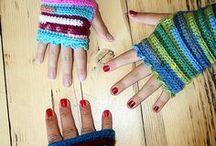 Crochet!! / by Laura Koeman