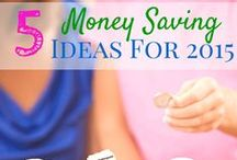 Ways to Save $$ / Some different ways to save money! / by Angela Kinder