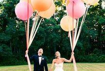 Color Weddings / Wedding ideas - ideais para um casamento criativo - casamentos ao ar livre  - cores de casamento