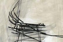 Lines in art