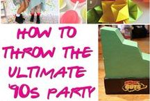 Party Ideas / Fun parties for all! / by Angela Kinder