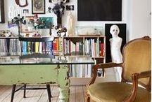 Livingroom - Vision board