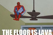 Spiderman / I love spiderman
