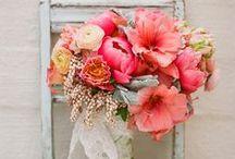 Bouquets / Wedding bouquet ideas #DIYWEDDING #DIYFLOWERS
