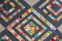 Colorful Quilt's / by Stacy Metcalfe Hickey