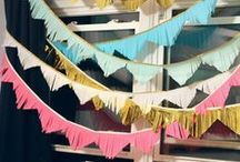 Carnaval / Decor ideas for Carnival