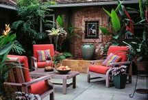 Outdoor Living / Everything to make your outside living as great as your inside living #outdoorliving #liveitoutside #thegreatoutdoors