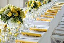 wedding decoration / by Monika Chmielewska