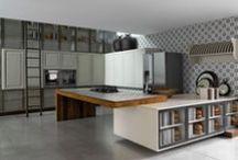 Cozinha / Novos sabores e novas experiências com os amigos e a família pedem um ambiente funcional e com muito estilo.