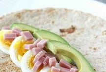 Lunch ideas / by Jenny @ DIYparenting