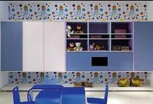 Quartos infantis / No mês das crianças, há cores por todos os cantos! Fizemos um apanhado dos quartos infantis mais bacanas da S.C.A. e algumas outras inspirações. Divirta-se!