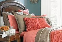 Color Inspiration {Coral} / Visit our website at gogahs.com to find more coral decor products. We are always happy to help you decorate your home. There's no place like home! #ShopGAHS #homedecor http://bit.ly/1FOGyYn