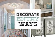 Entryways / Visit our website at gogahs.com to find more entryway products. We are always happy to help you decorate your home. There's no place like home! #ShopGAHS #homedecor http://bit.ly/1FOGyYn