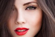 Make-Up Me Pretty / Make-up inspiration, top trends