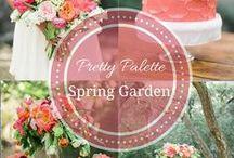Wedding Palettes / Wedding Palettes #weddingcolors #weddingpalette