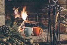 Inverno acolhedor / Inspirações para a decoração, receitas e looks de um inverno acolhedor.