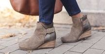 Fall '16 Favorites / Check out some of our favorite looks and trends this fall, from fashion clogs to Mary Janes, and of course, the ankle boot.