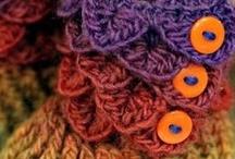 Crochet Knitting / by Deborah Bessette