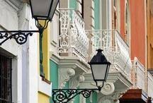 exteriors - colour scheme