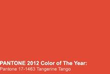 colour - tangerine