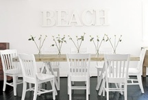 interiors - dining spaces