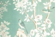 interiors - wallpaper