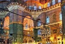 Bucket List Item 1 ~ Istanbul / by Deborah Bessette