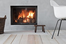 interiors - fire place