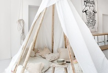 interiors - tepees