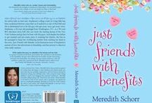 Just Friends With Benefits / My debut #chicklit #Romcom #Novel published by #Booktrope