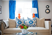 Living Rooms / Interior design inspirations, for living rooms