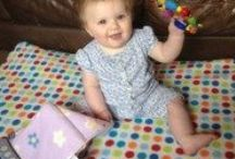 Happy Customers / Thank you to all our customers who sent us lovely pictures of their happy babies on the Cosyplay mat.