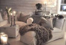 INTERIOR IDEAS & HOMES ➰ INSPIRASJON FOR HJEMMET / Inspirerende innslag for et landlig hjem.