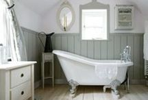 BATHROOM ➰ HA DET PÅ BADET / Ideer til koselig baderom på landet. Gjerne med cottage-innslag❤️