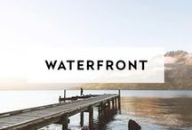 WATERFRONT / These are the party places/venues across the land that are smack dab on the water!