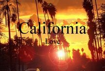 I ❤ California / I ❤ the Cali life  / by ⚓️Christina ⚓️