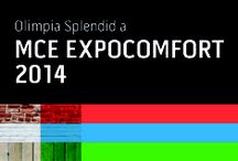 MCE 2014 / MCE, the prestigious event dedicated to civil and industrial air-conditioning and renewable energy. In this Board the shots of 2014 Edition. // La nostra presenza a Mostra Convegno Expocomfort, raccontata tramite scatti.