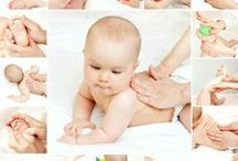 Baby Massage / Baby massage is more than an incredible way to bond.