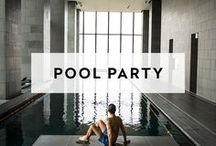 POOL PARTY / Whether its Summer or Winter. These are the top pool party locales across the land.