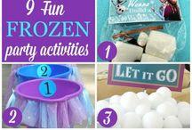 Frozen Event / by Kelsey Copper