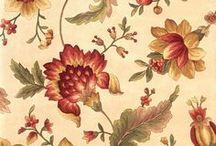 Textiles Patterns.Batik / #ornament