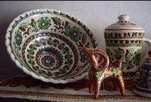 Ukrainian Pottery.Vitinanki