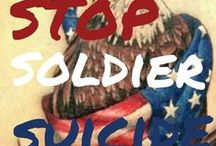 -->  22 A DAY <-- / MILITARY SUICIDE STATISTICS. SUICIDE PREVENTION AND RESOURCES... / by Hoosier Mama