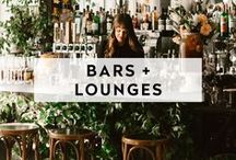 BARS + LOUNGES